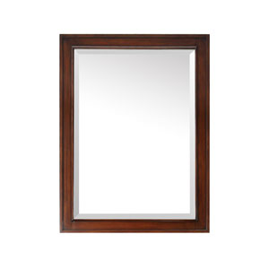 Brentwood 24-Inch New Walnut Mirror