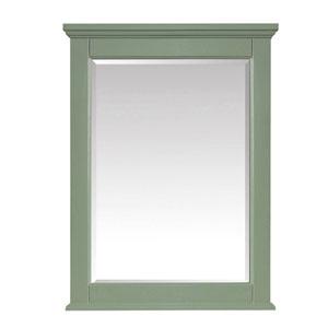Colton Basil Green 24-Inch Mirror
