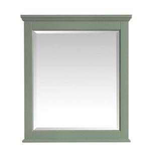 Colton Basil Green 28-Inch Mirror