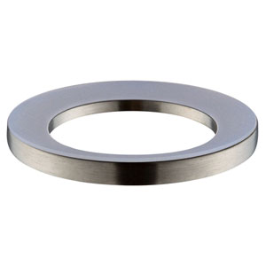 Brushed Nickel Mounting Ring