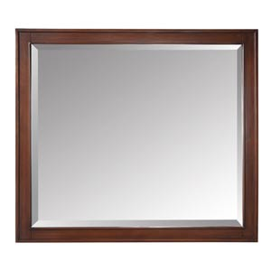 Madison 36-Inch Tobacco Mirror