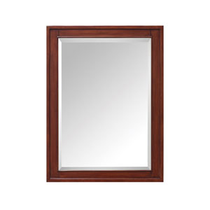 Madison Tobacco 24-Inch Mirror Cabinet