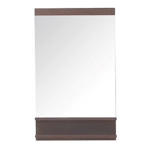 Milo Iron Wood 22-Inch Rectangular Mirror