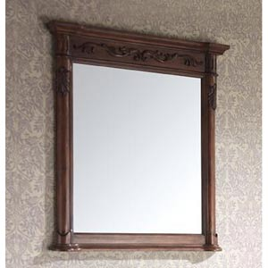 Provence 36-Inch Antique Cherry Mirror