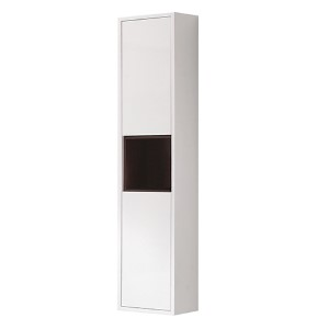 Sonoma White 12-Inch Wall Cabinet