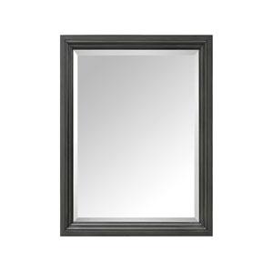 Thompson Charcoal Glaze 24-Inch Mirror