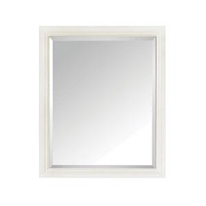 Thompson French White 28-Inch Mirror