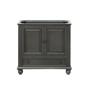 Thompson Charcoal Glaze 36-Inch Vanity Only