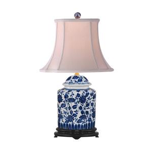 Scallop Tea Jar Table Lamp