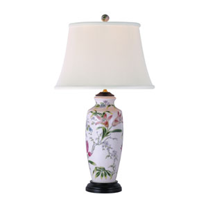 Porcelain Vase Table Lamp