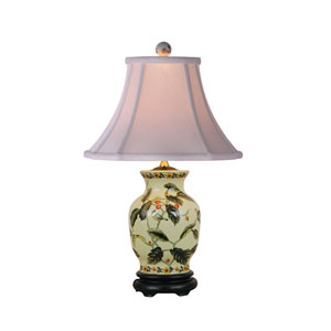 Fruits Vase Table Lamp