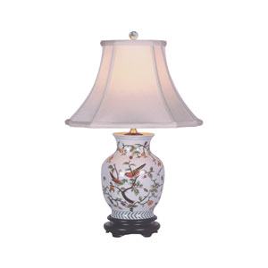 Songbird Vase Table Lamp