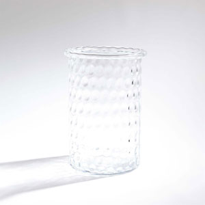 Honeycomb Medium Hurricane Vase