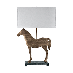 Shop southwestern style pottery table lamp bellacor composite natural one light table lamp aloadofball Image collections