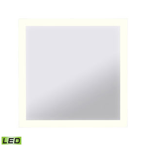 BlaBla Chrome 20-Inch LED Mirror
