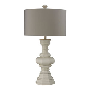 Parisian Plaster Parisian Plaster LED Table Lamp
