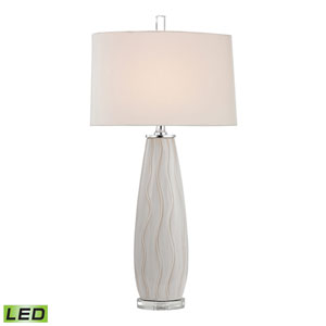 Andover Washington White One Light LED Table Lamp