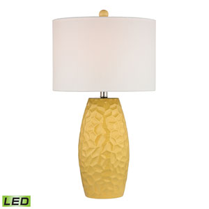 Selsey Sunshine Yellow One Light LED Table Lamp