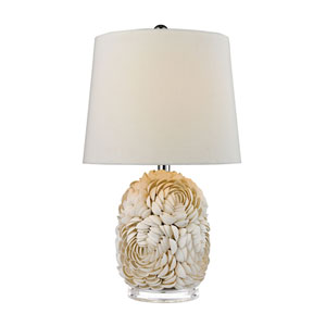 Natural Shell LED Table Lamp