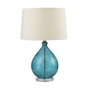 Wayfarer Teal LED Table Lamp