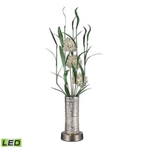 Windbear Silver Four-Light Table Lamp