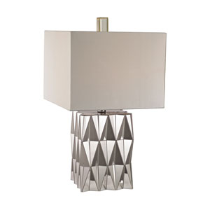 Mirror 26-Inch LED Table Lamp