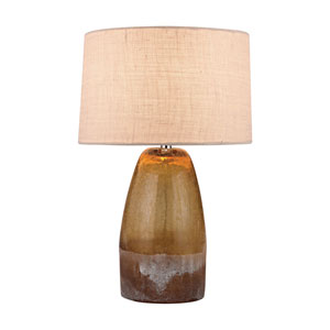 Amber LED Table Lamp