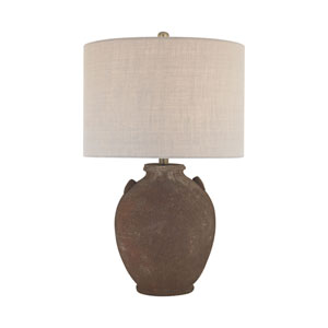 Conception Rust One-Light Table Lamp