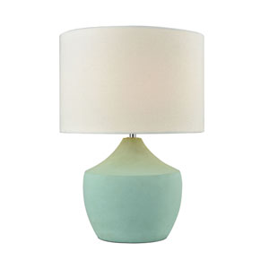 Curaçao Spearmint  One-Light Table Lamp