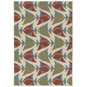 Amalie Multi Rectangular: 5 Ft. x 7 Ft.6 In. Rug