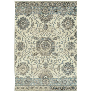 Ania Beige Rectangular: 3 Ft. x 5 Ft. Rug