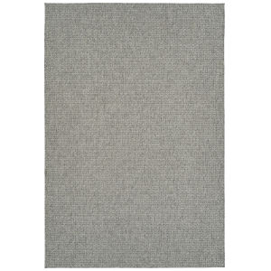 Bacalar Silver Rectangular: 5 Ft.3 In. x 7 Ft.6 In. Rug