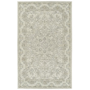 Courvert Ivory, Taupe and Sand 8 Ft. x 10 Ft. Area Rug