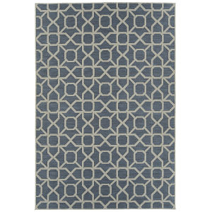 Cove Blue Rectangular: 5 Ft.3 In. x 7 Ft.6 In. Rug