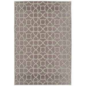 Cove Pink Rectangular: 7 Ft.10 In. x 10 Ft. Rug