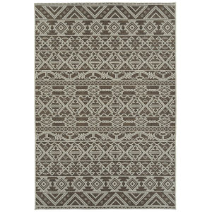 Cove Chocolate Rectangular: 7 Ft.10 In. x 10 Ft. Rug