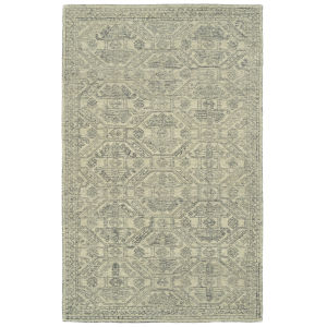 Effete Sand, Charcoal and Gray 2 Ft. 6 In. x 8 Ft. Runner Rug