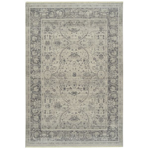 Rila Gray Rectangular: 7 Ft.10 In. x 10 Ft.10 In. Rug