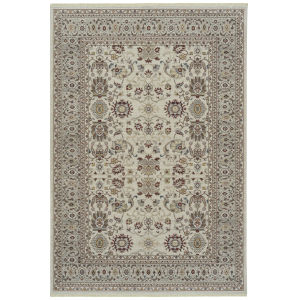 Rila Ivory Rectangular: 5 Ft.6 In. x 7 Ft.9 In. Rug