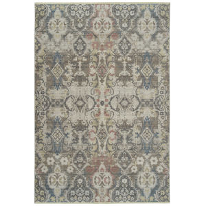 Rila Mocha Rectangular: 7 Ft.10 In. x 10 Ft.10 In. Rug