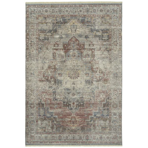 Rila Rose Rectangular: 5 Ft.6 In. x 7 Ft.9 In. Rug