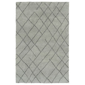 Micha Silver and Gray 5 Ft. x 7 Ft. 9 In. Area Rug
