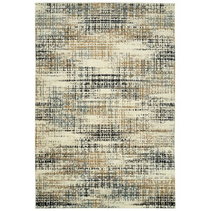 Memphis Multicolor 3 Ft. 11 In. x 5 Ft. 7 In. Area Rug