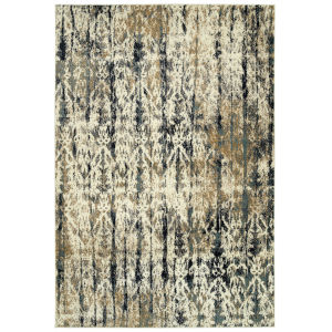Memphis Multicolor 5 Ft. 3 In. x 7 Ft. 6 In. Indoor Area Rug