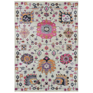 Praia Ivory Rectangular: 7 Ft.10 In. x 9 Ft.6 In. Rug