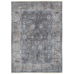 Praia Gray Rectangular: 9 Ft.3 In. x 11 Ft.6 Rug