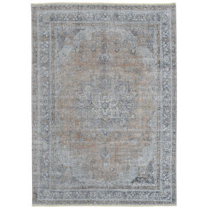 Praia Silver Rectangular: 7 Ft.10 In. x 9 Ft.6 In. Rug