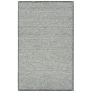 Stark Silver and Gray 8 Ft. x 10 Ft. Area Rug