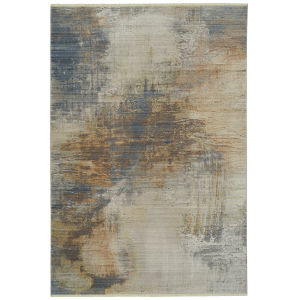 Scottsman Multi Rectangular: 7 Ft.10 In. x 10 Ft.10 In. Rug