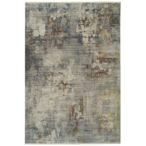 Scottsman Brown Rectangular: 3 Ft.11 In. x 5 Ft.3 In. Rug